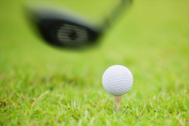 ゴルフのインパクト