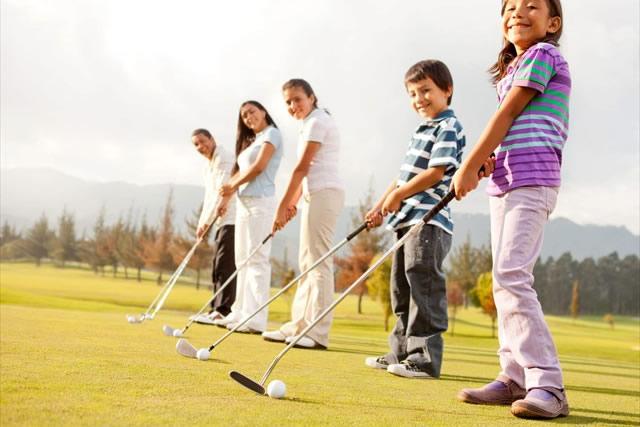 ゴルフ練習のタイミング