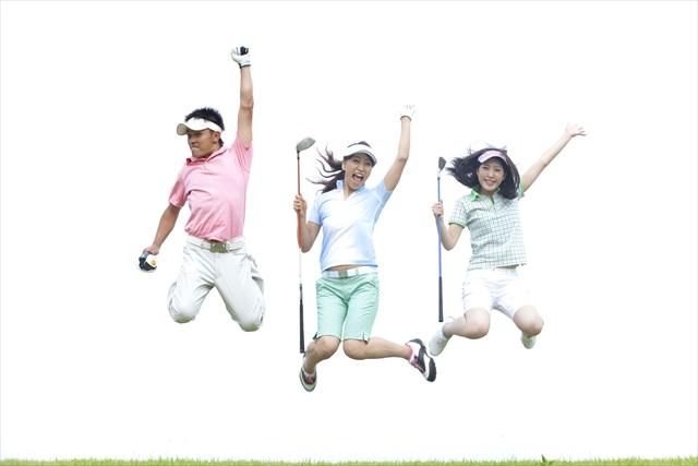 ゴルフウェアの特徴