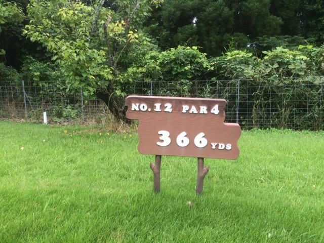 NO.12 PAR4 366YDS