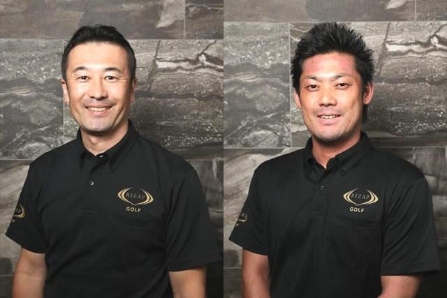 ライザップ ゴルフ天神店のコーチたち