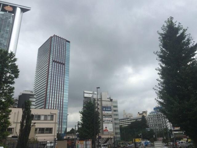 8/23の天気は曇り