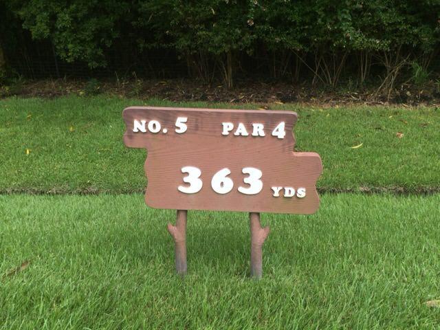 NO.5 PAR4 363YDS