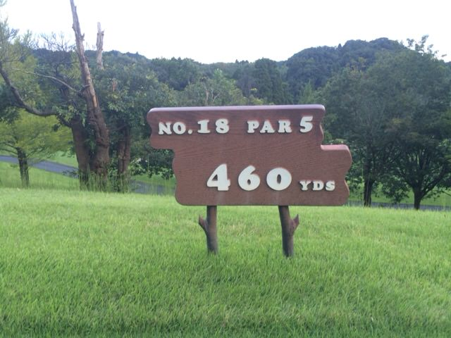 NO.18 PAR5 460YDS