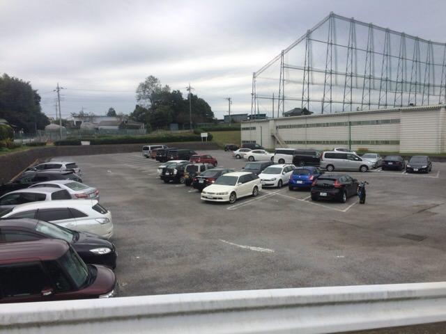 リトルグリーンヴァレー船橋の駐車場