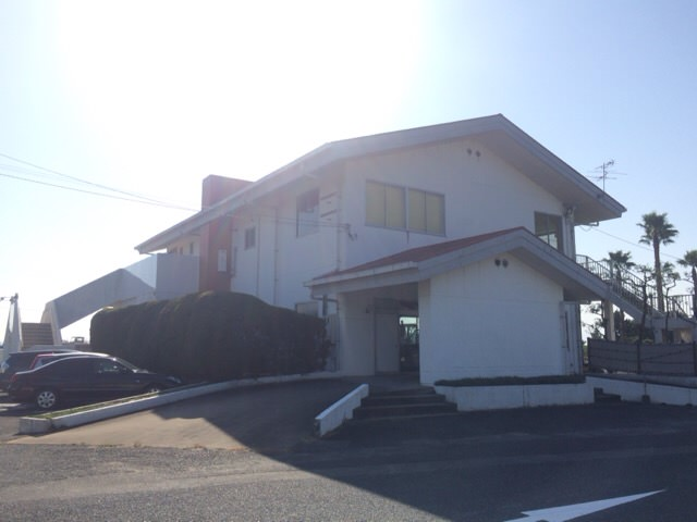大岳ショートコースのクラブハウス