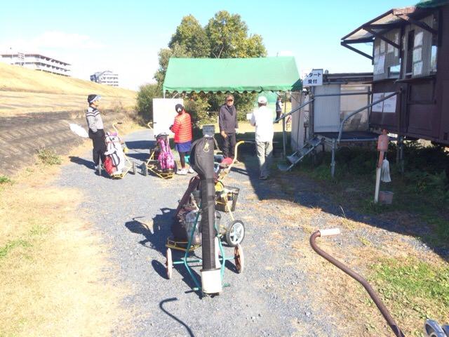 淀川ゴルフクラブの平日の混雑状況