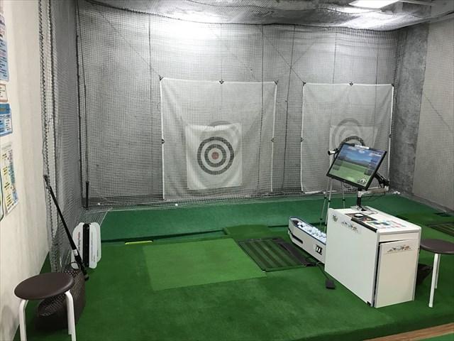 練習スペース