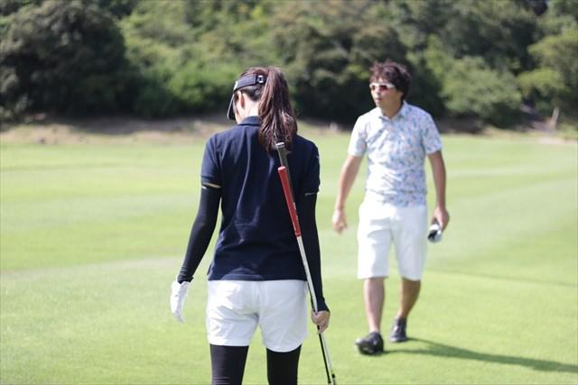 サンクチュアリゴルフ【コースレッスン】行ってきました!